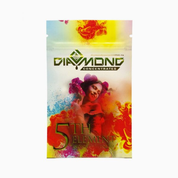 Diamond Concentrates Shatter 1g 5th Element