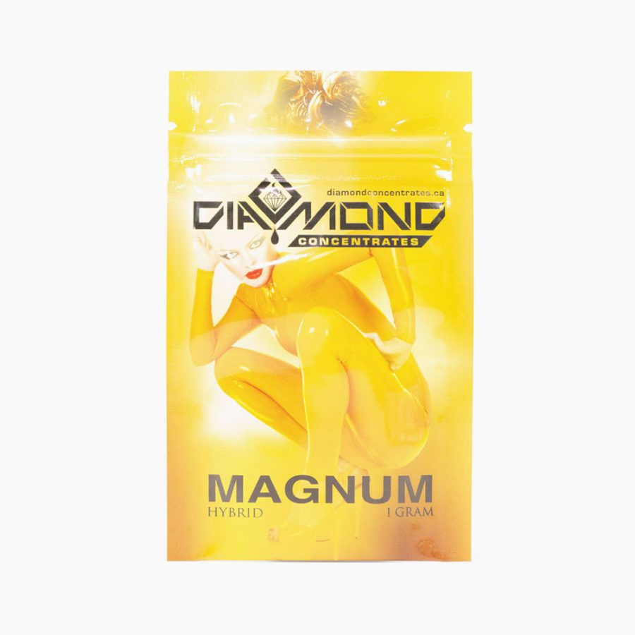 Diamond Concentrates Shatter 1g Magnum