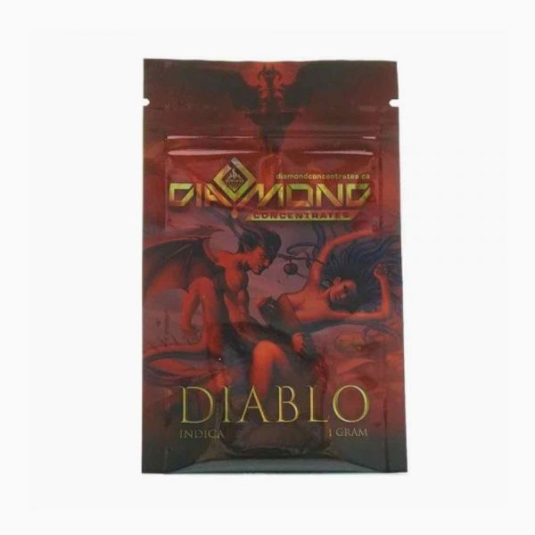 Diamond Concentrates Shatter 1g Diablo