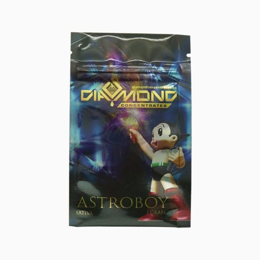 Diamond Concentrates Shatter 1g Astroboy