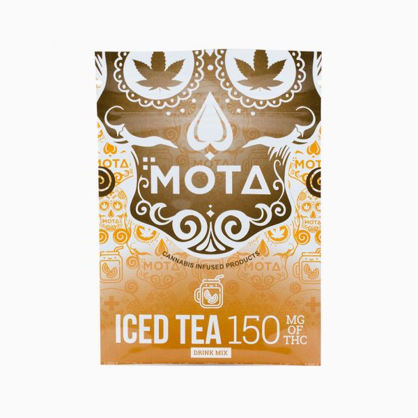 Mota Ice Tea 150mg THC Drink Mix