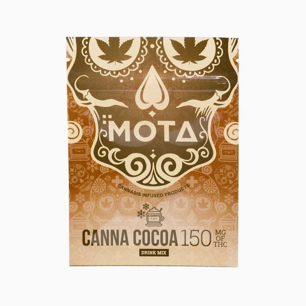Mota Canna Cocoa 150mg THC Drink Mix