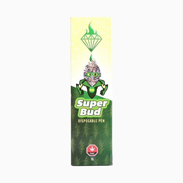 Diamond Concentrates Super Bud Disposable Pen