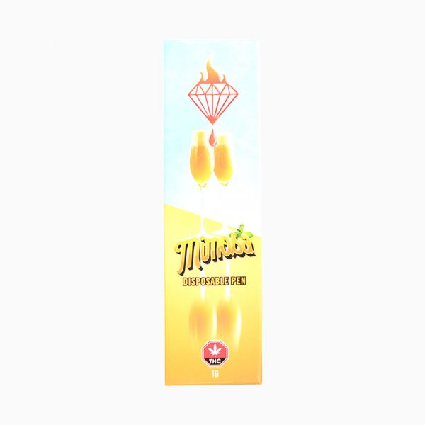 Diamond Concentrates Mimosa Disposable Pen